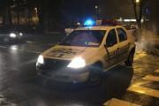 FOTO - Poliția a blocat două străzi din Andrei Mureșanu pentru biberoanele cu lapte ale unui bebeluș