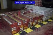 Percheziții în Cluj și Alba! Vizați au fost traficanții de țigări