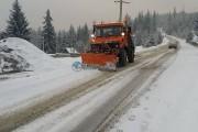 Situaţia drumurilor judeţene din Cluj, astăzi, 7 ianuarie