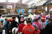 """FOTO - Prima ediție din acest an a concursului ,,Micul biciclist şi  siguranţa lui"""""""