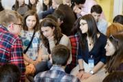 FOTO - Doi elevi din Cluj au participat la proiectul Excepţionalii