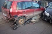 Accident groaznic în județul Cluj