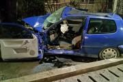Accident grav la Izvorul Crișului. Două femei au fost secerate pe trotuar de o mașină