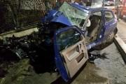 Șofer beat, accident pe strada Cetății din Florești