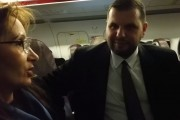 VIDEO - Campania #DialogLaÎnălţime cu românii de pretutindeni continuă cu audiențe în avion