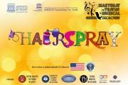 Musical Hairspray - astăzi, 26 februarie 2016, ora 19.00, la Casa de Cultură a Studenților