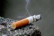 O cârciumă de la gară și un client au fost sancționați pentru fumat