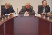 FOTO - Preşedintele Consiliului Judeţean Cluj, Marius Mînzat, este noul preşedinte al ADI ECO METROPOLITAN Cluj