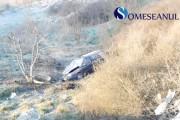 VIDEO - Accident grav, cu 4 victime, în județul Cluj