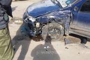 Accident grav pe strada Paris! Un copac a fost rupt de o mașină și a căzut peste o femeie. Șoferul are 70 de ani!