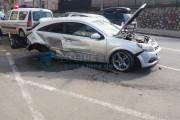 Accident cu 5 răniți pe strada Dorobanților. Care a fost cauza