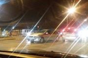 FOTO - Accident pe strada Fabricii, în față la Terapia. Două persoane au ajuns la spital