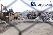 VIDEO - Cadavrul unui bebeluș a fost găsit la o groapă de gunoi din județul Cluj