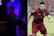 EXCLUSIV - VIDEO - Fotbalistul CFR Cluj Mario Camora în ipostaze nemaivăzute! Concert LIVE la un party privat