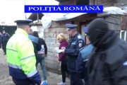 Razie cu efective mărite la rampa de gunoi a Clujului