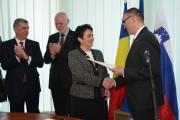 FOTO - Ambasada Republicii Slovenia a inaugurat  Consulatul de la Cluj-Napoca