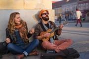 Foto - Arta animă Clujul sâmbătă la Jazz in the Street. Află unde îi poți întâlni pe artiști