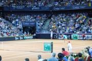 Meciul România - Canada, din primul tur al Grupei Mondiale II a Fed Cup, se joacă la Cluj-Napoca