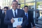 FOTO - PNL Florești și-a depus candidaturile pentru Consiliul Local și funcția de primar al comunei Florești. Ce a declarat Horia Șulea