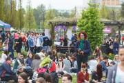 FOTO - Picnic in the Park revine cu a doua ediție: muzică bună, relaxare și afterparty cu DJ-ii Jazzanova