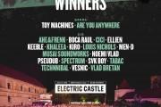 Scena e a lor: au ales fost aleși câștigătorii concursului OWN THE STAGE at Electric Castle