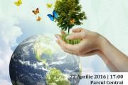 """Turda sărbătorește """"Ziua Pământului"""" în Parcul Central din oraș. Ce au pregătit organizatorii"""