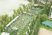 FOTO - Încă un headliner, confirmat la Jazz in the Park și aproximativ 2.000 euro, strânși în Fondul Jazz in the Park