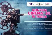 """Asociația NOA Events și Salina Turda dau startul proiectului """"Reînviem Cinema-ul în Turda!"""""""