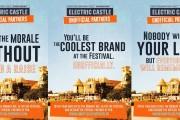 Electric Castle militează pentru #electricmonday cu noua campanie Unofficial Partners