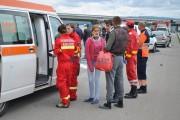 Accident grav la Bonțida, 6 răniți
