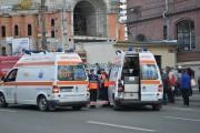 Călător rănit grav în autobuz