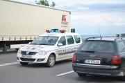 Mașină furată din UK, găsită la dezmembrări în Apahida