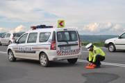 Trei infracțiuni grave a comis un șofer clujean