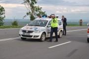 """VIDEO - Accident la Huedin! O mașină a zburat de pe """"Podul Vinerii"""", trei persoane rănite grav"""