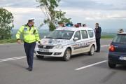 Infracțiuni rutiere sancționate de polițiștii clujeni