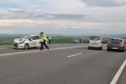 GALERIE FOTO - Accident grav la Tureni! O persoană a ajuns la spital din cauza unui șofer aerian