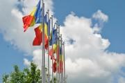 Ziua Drapelului Național sărbătorită la Cluj-Napoca