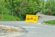 Drumul județean 107R, cuprins între Muntele Băișorii – Buscat – Muntele Mare, intră în construcție