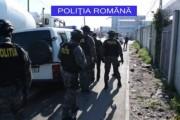 VIDEO - Peste 100 de polițiști și mascați, acțiune de amploare la Pata Rât