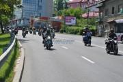 În acest weekend are loc întrunirea anuală de la Cluj a motocicliștilor din România. Marele premiu, o motocicletă