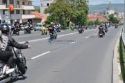 FOTO - Peste 2.000 de motocicliști au defilat prin Cluj-Napoca într-o paradă impresionantă