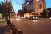FOTO - ALERTĂ la Catedrala Ortodoxă din Cluj-Napoca