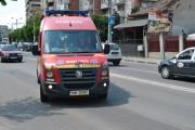 Bătrână accidentată grav de o motocicletă, în Mănăștur
