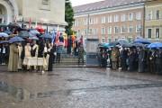 Ziua Europei, sărbătorită în ploaie la Cluj-Napoca. Evenimentul în 80 de imagini
