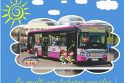 Astăzi, 1 iunie, copiii din Cluj-Napoca circulă gratuit cu mijloacele de transport în comun