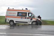 FOTO - Accident cu trei autovehicule la Tureni! Salvarea le putea aduce moartea