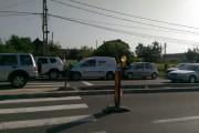 FOTO - Accident în lanț la Tureni. Ce au descoperit polițiștii