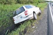 Autoaccidentare lângă Gilău, trei persoane rănite