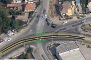 S-a reînființat sensul giratoriu de la intersecția străzilor Oașului - B-dul Muncii - Byron