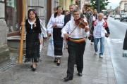 GALERIE FOTO - Moții din Apuseni au ajuns în Cluj-Napoca și își cer drepturile